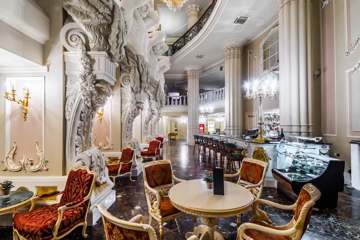 in Taleon imperial Hotel