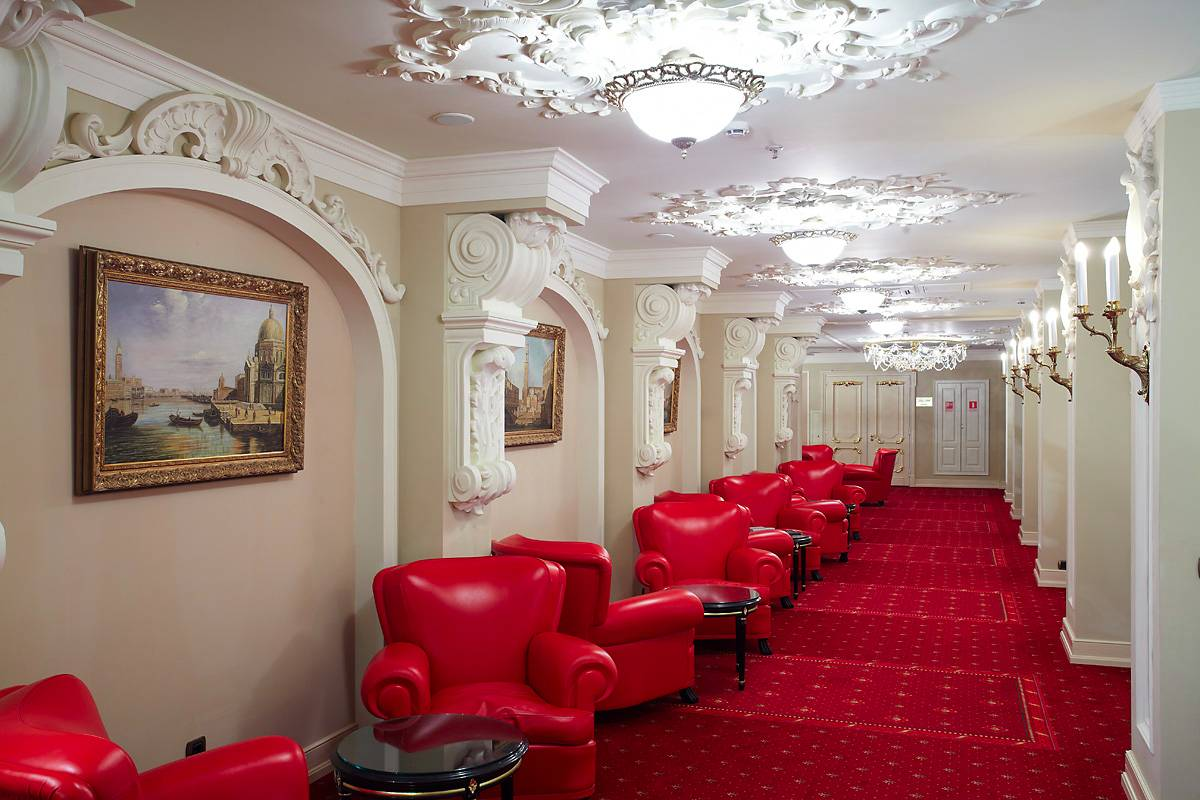 Taleon Imperial Hotel in St Petersburg