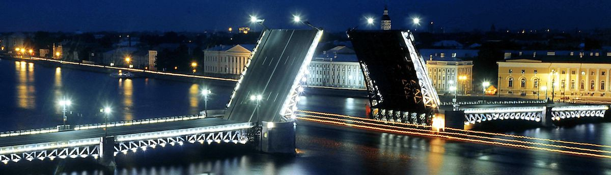 St Petersburg bridges