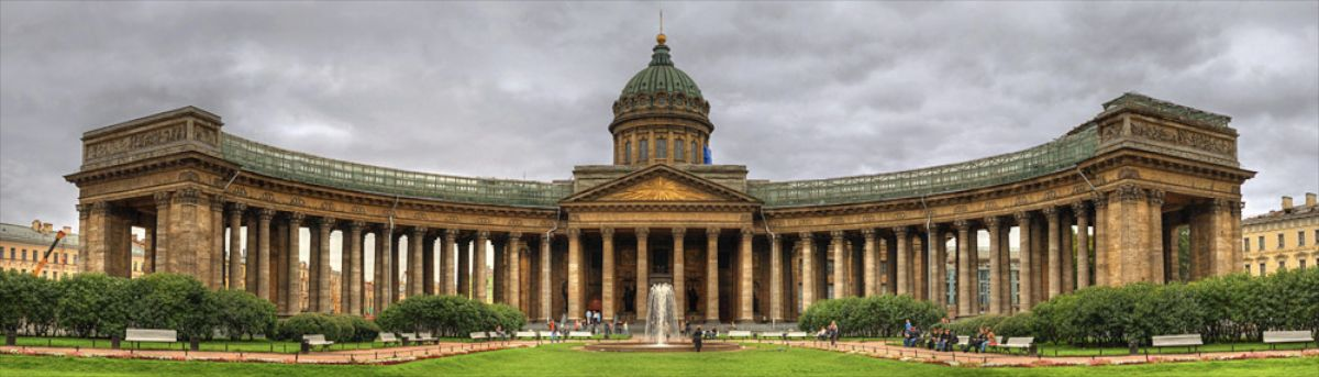 The Kazan Cathedral