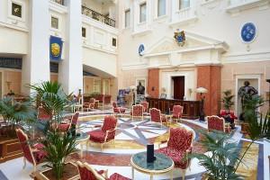 Atrium in Taleon Imperial Hotel