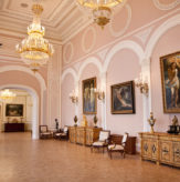 Enfilade ballroom in Taleon Imperial Hotel