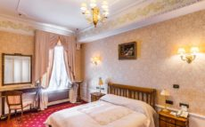 Executive room in exclusive Taleon Imperial Hotel, Russia