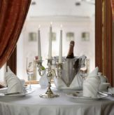 In-room Dining in Taleon Imperial Hotelining