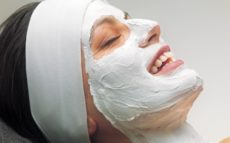 Oxygen SPA care with honey