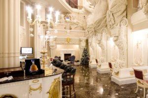 Taleon Atlantes Lobby bar