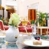 Atrium Café in Taleon Imperial Hotel, St Petersburg