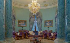 Emperior Suite Livingroom