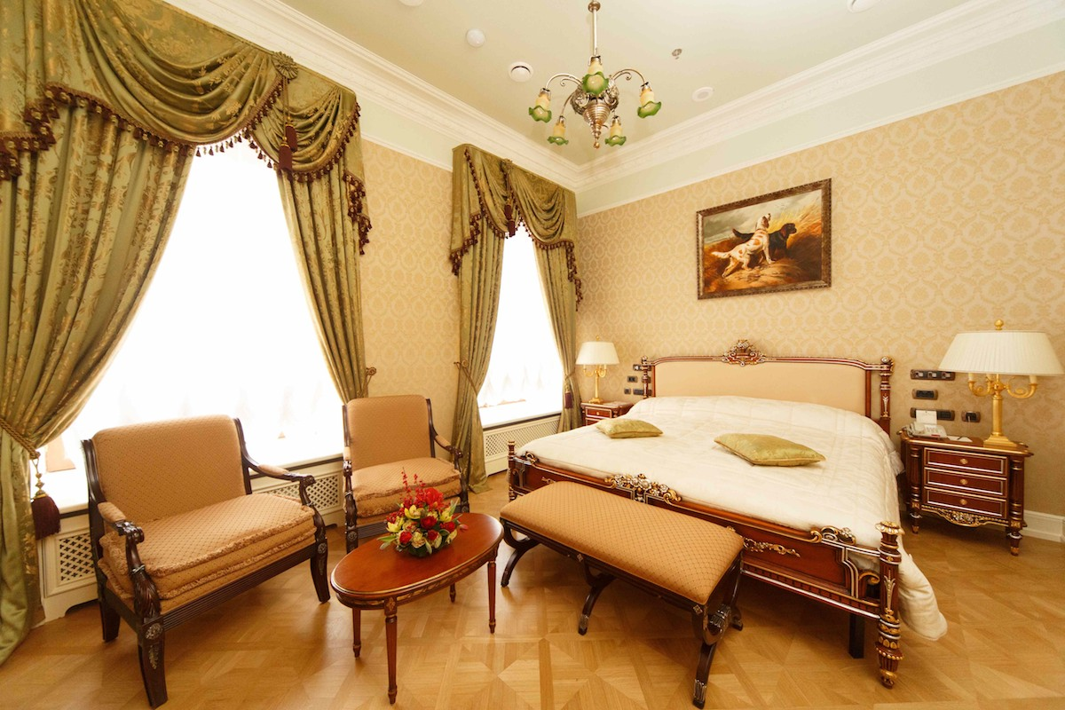 Executive Suites In Exclusive Taleon Imperial Hotel Nevsky Prospect