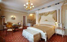 Taleon Suite Bedroom