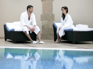 Relaxation area in Taleon SPA