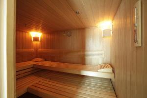 Saun in Taleon Spa