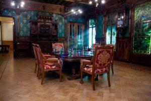 Walnut Salon for meetings