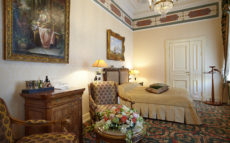 Superior Room bedroom | Luxury accommodation in St Petersburg, Russia