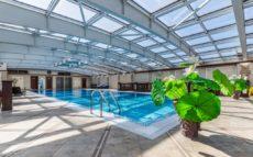 Taleon SPA | Pool and saunas in St Petersburg, Russia