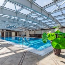 Taleon SPA | Pool and saunas in St Petersburg, Russia